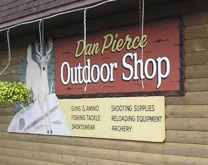 Dan Pierce Outdoor Shop